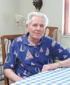Seven Over 70: Gerrit Buining