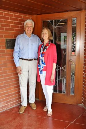 Larry and Kay Dusenbery