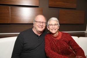 Paul and Cindy Gross