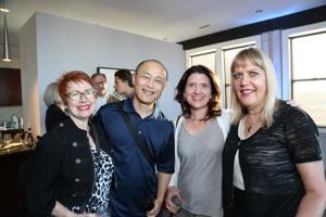 Caya Aufiero, John Chen, Stephanie Noecker, Jean Steck