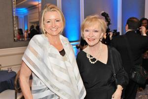 Cindy Brinkley, Donna Wilkinson