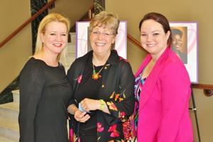 Kate Francis, Sandra Blasingame, Amber Hersh