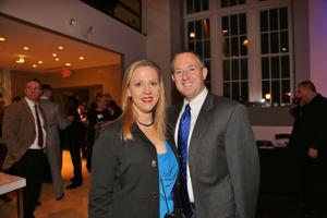 Adrienne and Ryan Davis