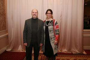 Tarek and Mona Helmy