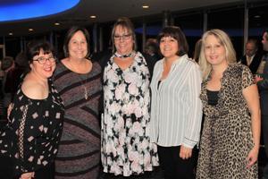 Nancy Wolfberg, Kim Wooldridge, Linda Metzler, Lisa Shey, Diana Brady