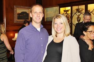 Jake and Tiffany Moravec