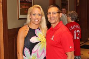 Jill and Chris Hollander