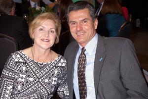 Lisa and Bob Price