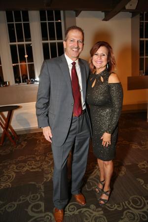 Eric and Lisa Gorham