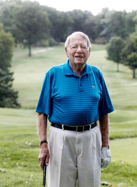 Jay Strauss, 100, for Game On.