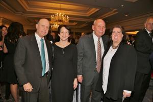 Steve and Margherita Nahrup, Dan and Mary Jo Ackerman
