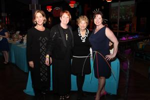 Event Chairs Nancy Garvey, Debbie Van Ryn, Suzie Nall, Traci O'Bryan
