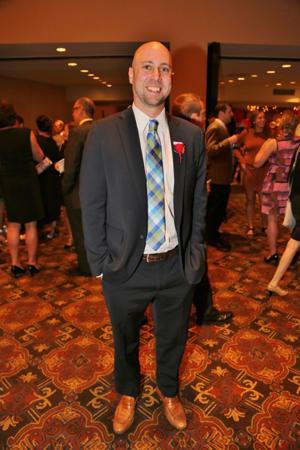 Scott Bernstein, 2016 Man of the Year