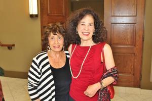 Mary Strauss, Sandy Kaplan,
