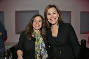 Gina Hoagland, Sue McCollum