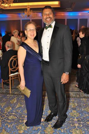 Maria and Gene Dobbs Bradford