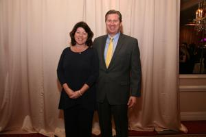 Christine and Dave Caldwell
