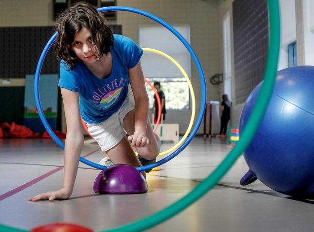 Miriam School physical education