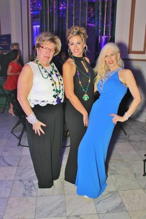 Peggy Richey, Kim Chiodini, Candy Randolph