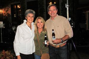 Sheryl Silvey, Christine and Billy Busch