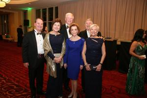 Rick Pennell, Sharon and Dr. Jack Marbarger, Peggy and Jerry Ritter, Christine Pennell