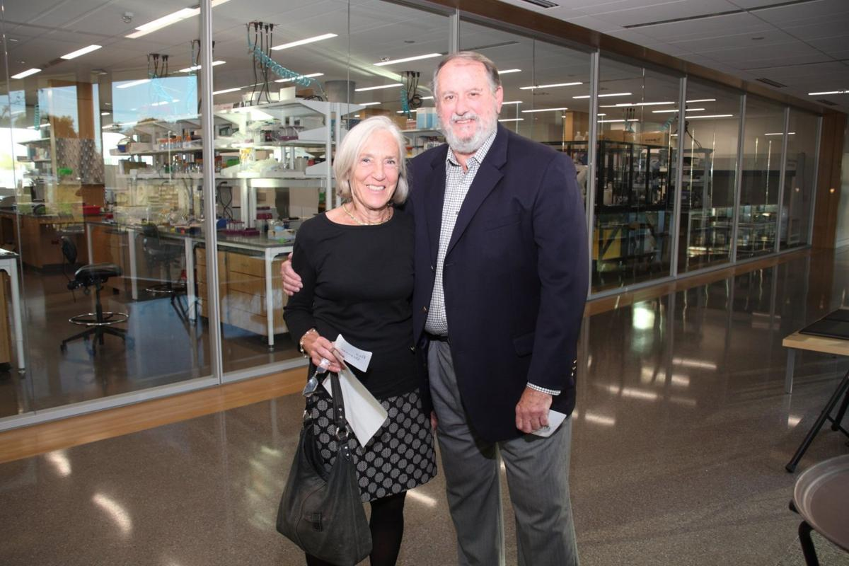 Ann and Bill Brenner