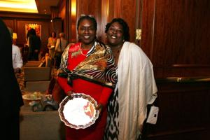 Honoree Pamela Talley, Felicia Talley