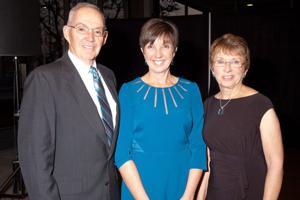 Don Brewer, Sandy Sullivan, Mary Brewer