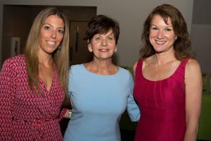 Tracy Gellman, Diane Gantner, Dawn Van Houten