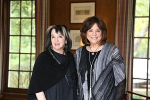 Sara Burke, Christine Buck