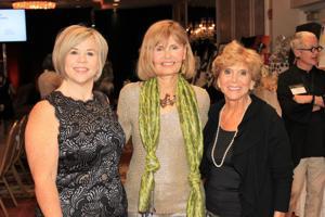 Angela Pearson, Diane Buhr, Susan Nedemeyer