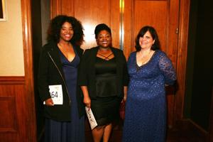Simone Headrick, Danae Harris, Dawn Davis