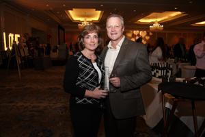 Gina and Ken Cox