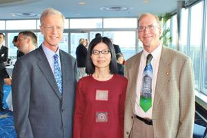 Virgil Vantrease, Yuli and David Westenberg PhD