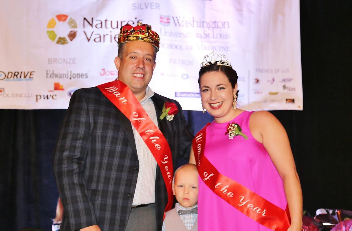 Man and Woman of the Year:  Andrew Foley, Ariel Shifter