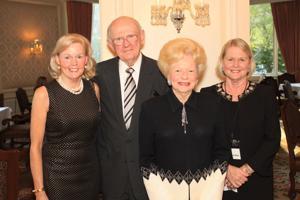 Mary Lewlor, Jerry Lawlor Sr., Betty Lawlor, Nellie Nicholson