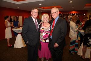 Ted Atwood, Kathleen and Jim Vykopal
