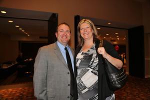 Tim and Lisa Peters