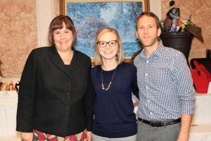 Jillian Anderson, Anne Phelps, Barrett Rundblad
