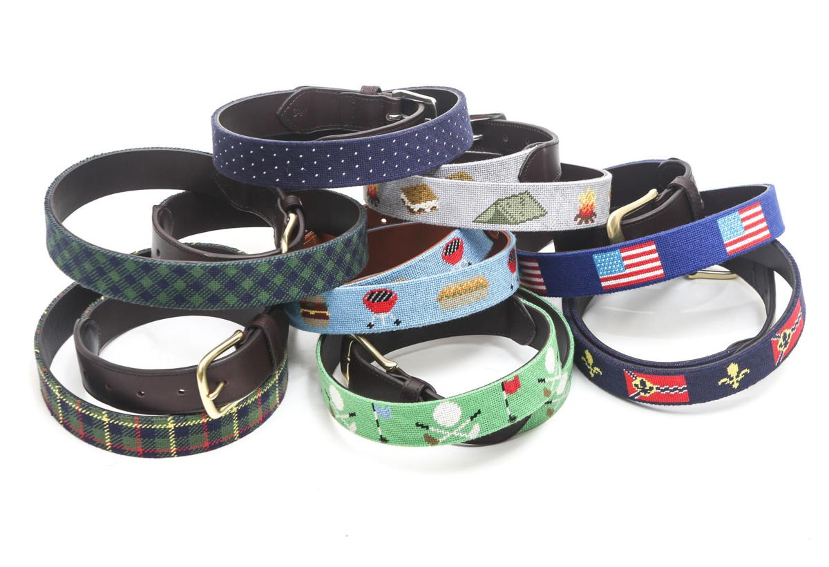 Never Back belts
