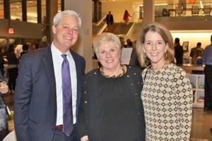 Mike Basler, Judy Ciapciak, Liz Baster