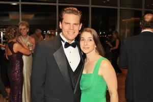 Dr. Brian and JennyLark Lindman