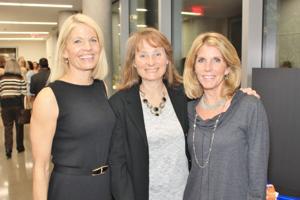 Kim Dunbar, Carolyn Jaeger, Kathy Karasick