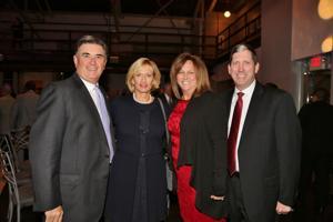 Jack and Ann Cahill, Lynn and Bryan Hargiss