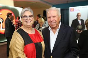 Donna Moog, Lenny Landsbaum