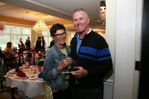 Steve Astrander, Sue Harrison