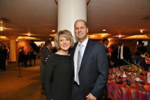 Kristin and Eric Vinson