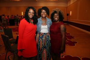 Dr. Katrice Noble, Arissa Calvert, Keyontae Richardson