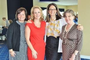 Brandi Reichert, Lisa Woods, Audrey Prywitch, Mary Hill