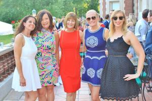 Kelly Rozier, Lisa Vallino, Lisa Rozier, Kelly Davis, Marissa Felton